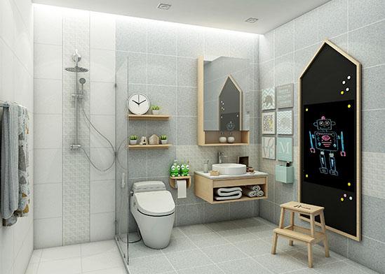 ไอเดียห้องน้ำ แบบ Minimal Style ตกแต่งห้องน้ำ ที่เรียบง่าย แต่แฝงไว้ด้วยความอบอุ่น