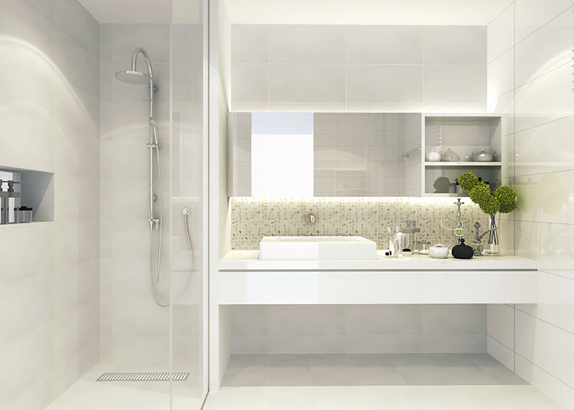 Cotto Beautiful Bathroom