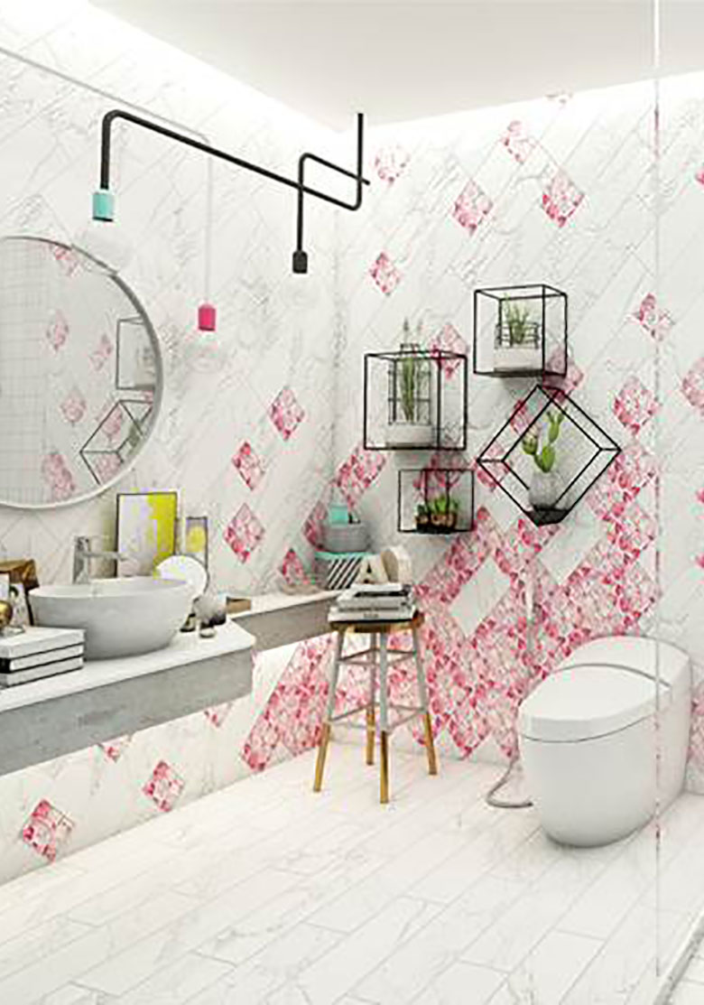 COTTO | Bathroom Inspiration - COTTO