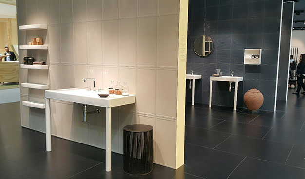 Another Showcase Is GRANDE Collection, The Technological Extra Large  Porcelain Slabs To Best Address Design And Functionality. All Happen At  CERSAIE 2016, ...