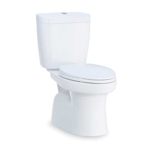 C13881 Titan Two Piece Toilet Cotto