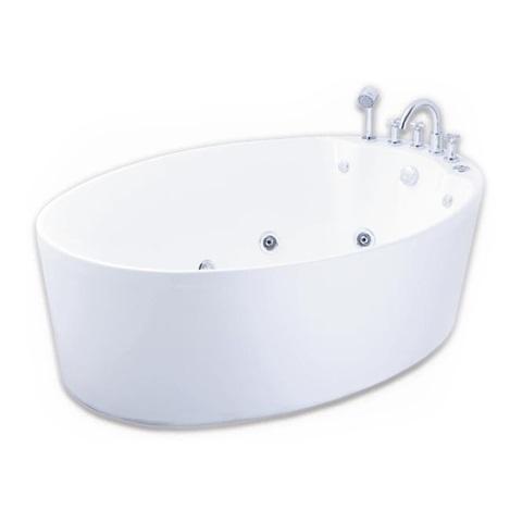 BTW347PP Paragon Whirlpool Archylic Bathtub - COTTO