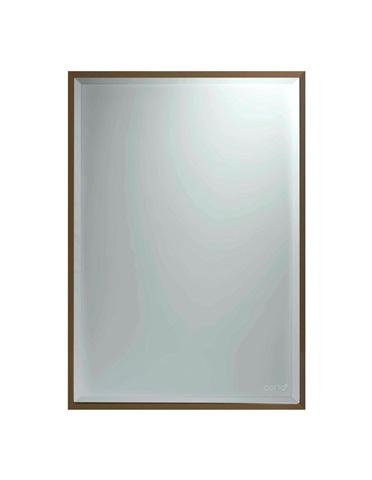 Aluminuim series Mirror with aluminium bronze gold frame - COTTO