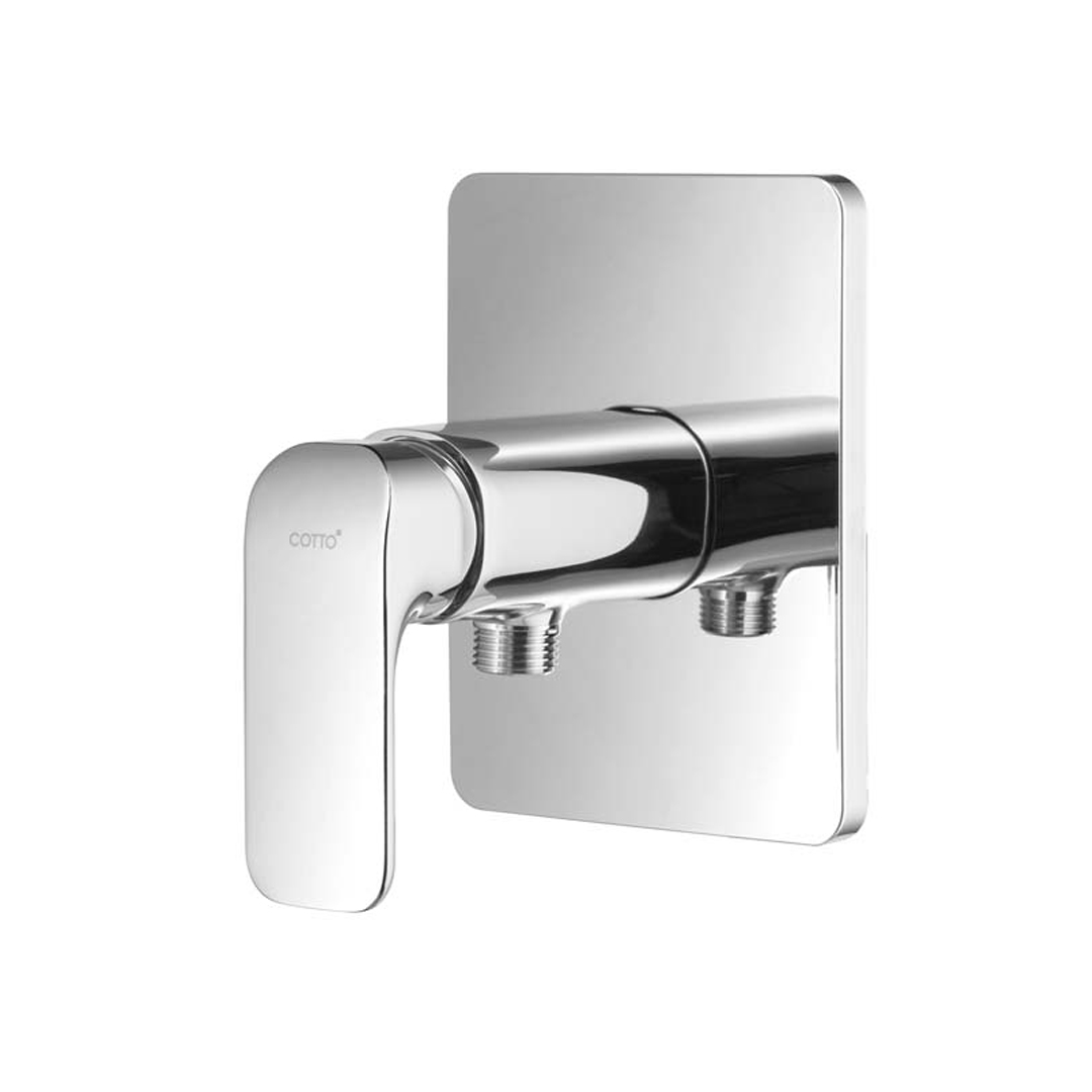 CT1134A Single Lever Handle Stop Valve For Shower, Scirocco Sense ...
