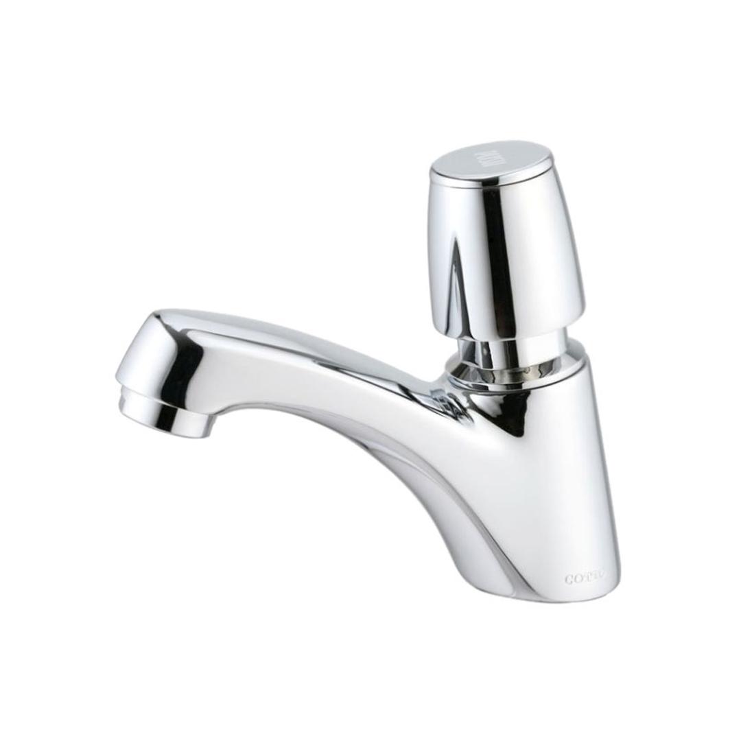 Ct169 Hm Self Closing Basin Faucet Marina Series Cotto