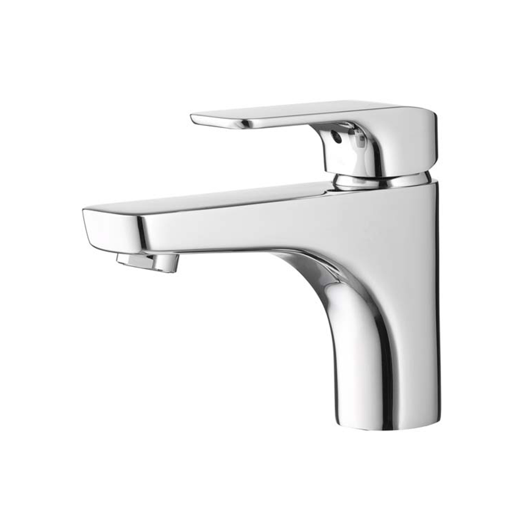 Ct2142a Lever Handle Basin Mixer Faucet With Pop Up Waste