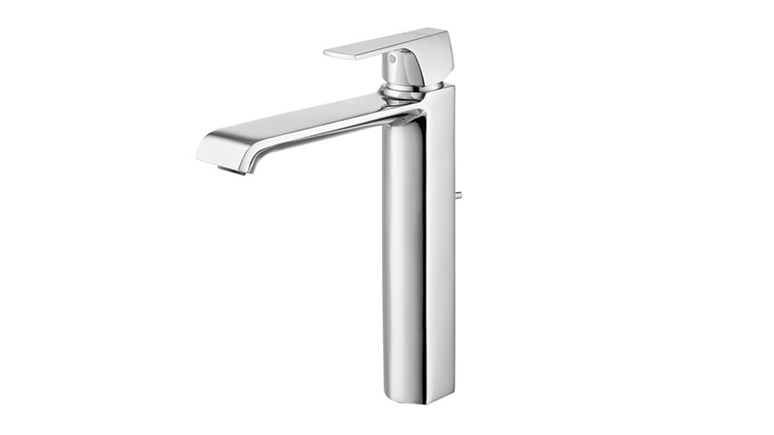 CT2202AY Single Lever Basin Mixer Faucet (Tall Body) With Pop-Up ...