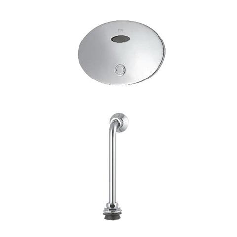 CT484 Concealed Urinal Flush Valve / Automatic,Chrome-Plate,Ac Power ...