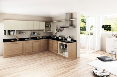 KL00028 Interlock Kitchen Intimacy(STD L)