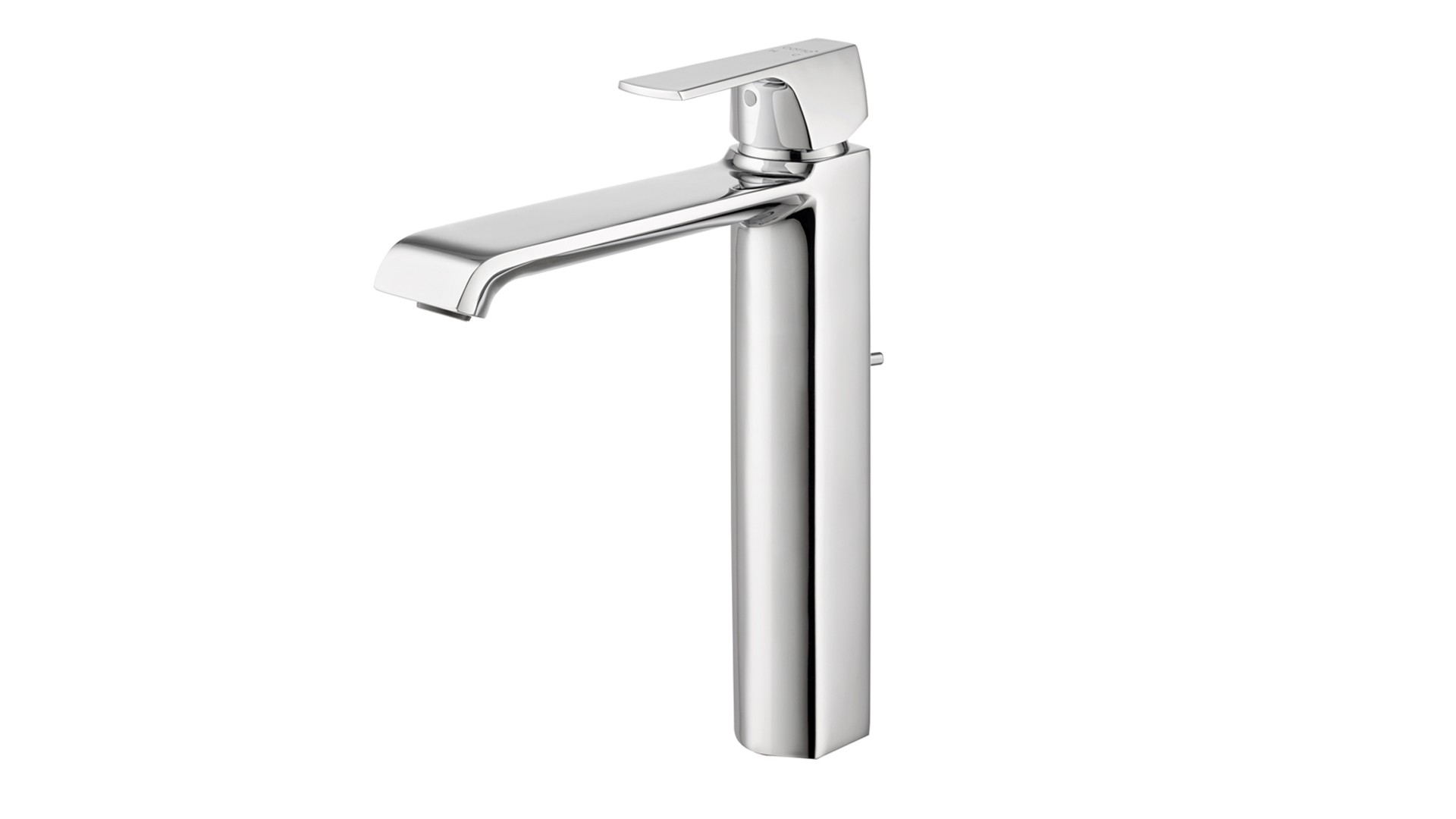 ct1182ay single lever basin faucet tall body cubic series cotto